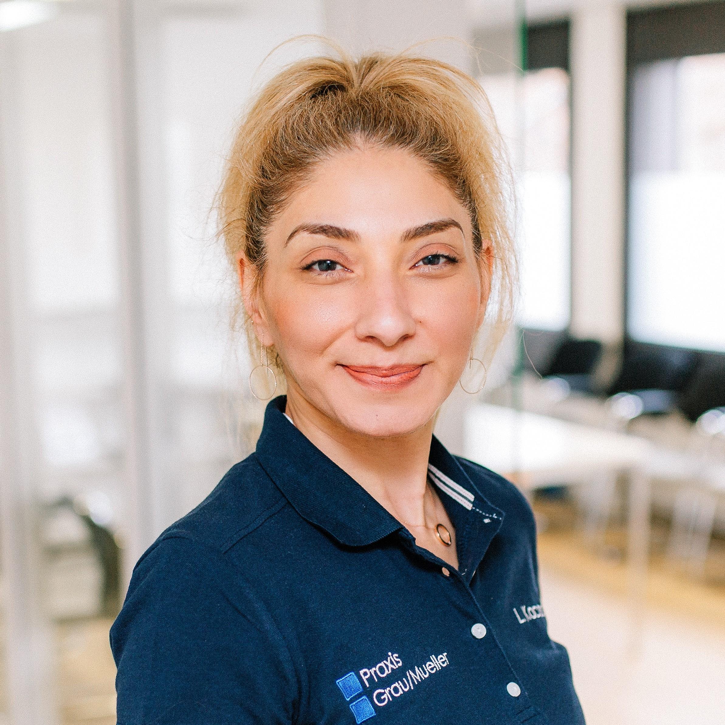 Frau Leyla Kocas