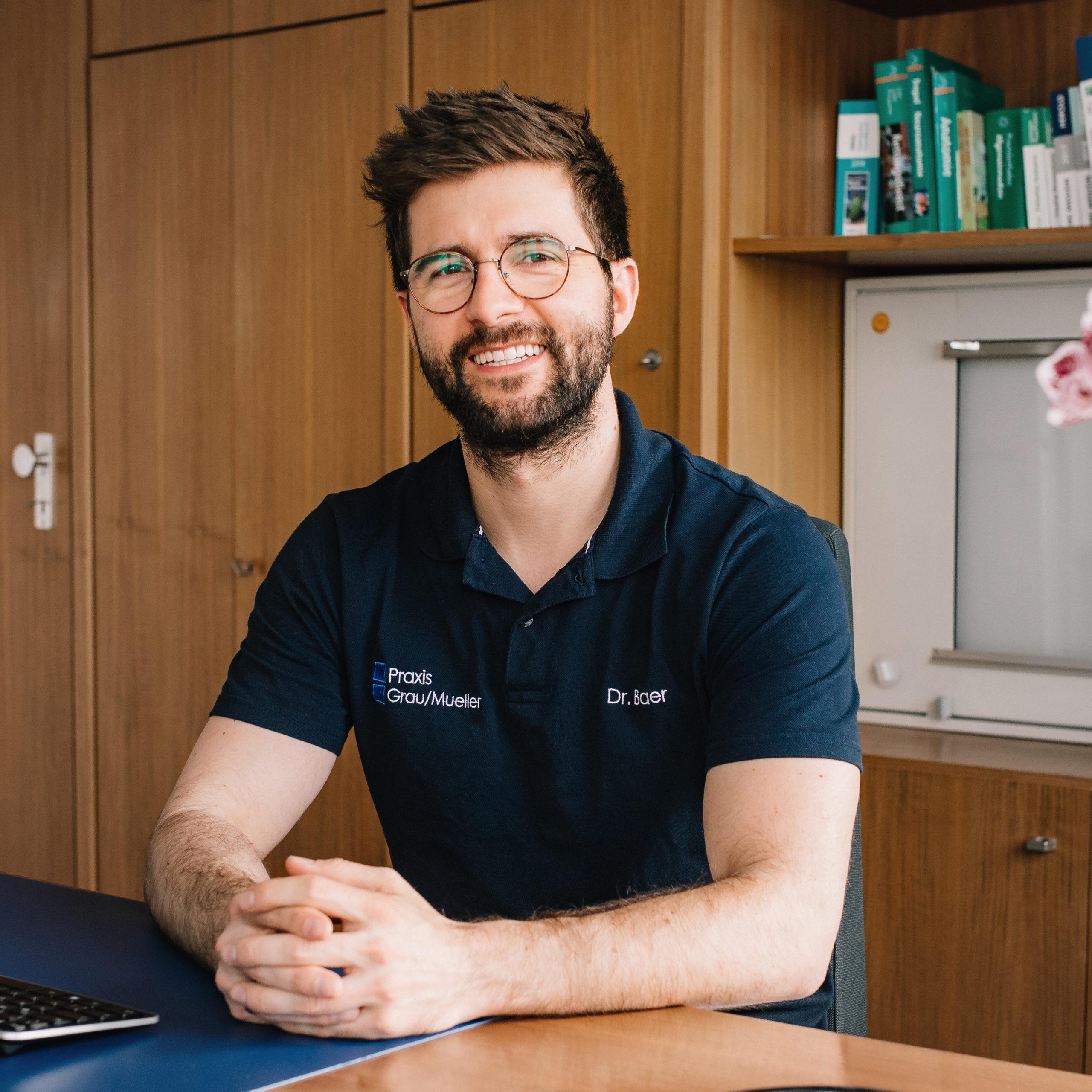 Dr. med. Joachim Baer