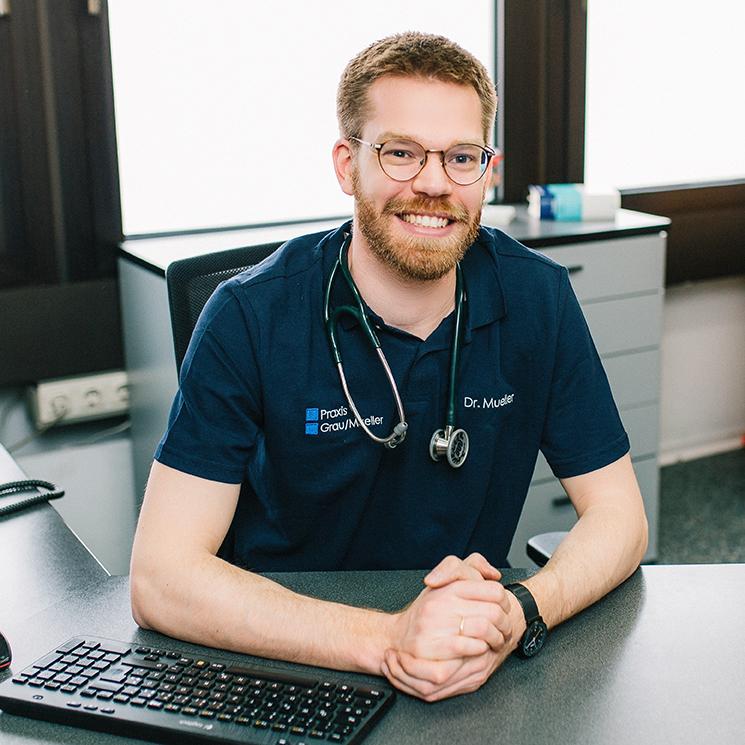 Dr. med. Johannes Mueller